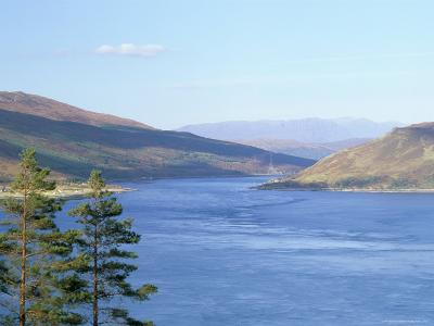 Kyle Rhea and Glenelg Bay, Glenelg, Scotland-Pearl Bucknall-Photographic Print