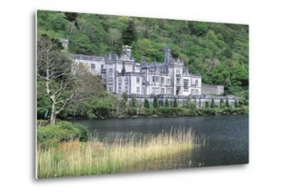 Kylemore Abbey, 19th Century, Neo-Gothic Style, County Galway, Ireland