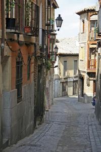 Spain, Toledo. Street by Kymri Wilt