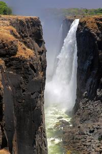 The Smoke That Thunders, Victoria Falls, Zimbabwe by Kymri Wilt
