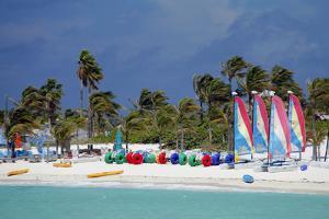Watercraft Rentals at Castaway Cay, Bahamas, Caribbean by Kymri Wilt