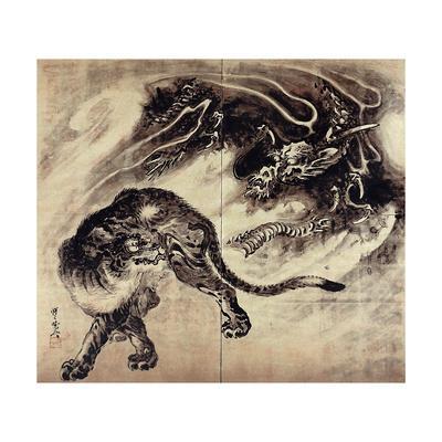 Dragon and Tiger
