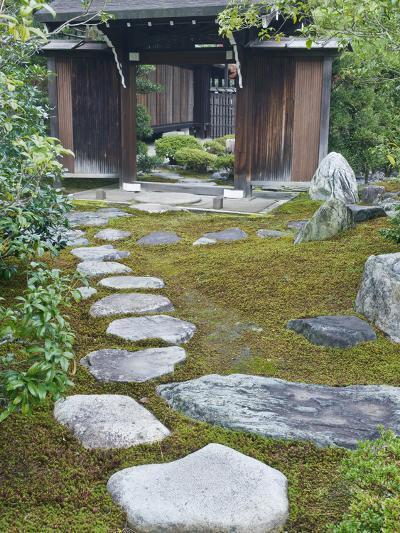 Kyoto Imperial Palace, Kyoto, Japan-Rob Tilley-Photographic Print