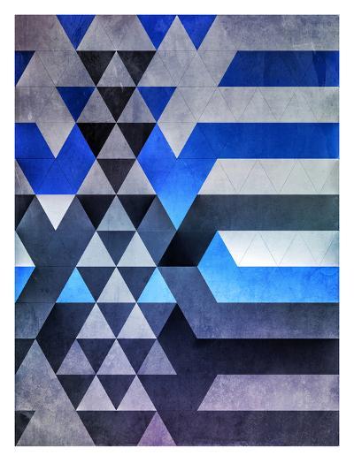 kyr dyyth-Spires-Art Print