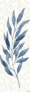 Blue Leaves II by Kyra Brown