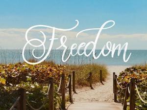 Freedom Beach by Kyra Brown