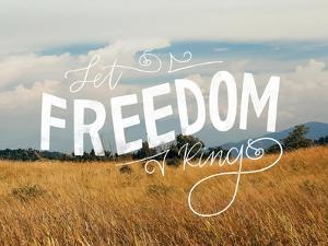 Freedom Prairie by Kyra Brown