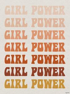 Girl Power by Kyra Brown