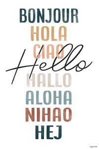 Hello - Color by Kyra Brown