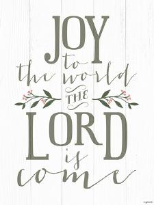 Joy to the World by Kyra Brown