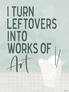 Leftovers by Kyra Brown