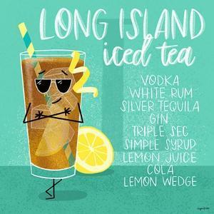 Long Island Iced Tea by Kyra Brown