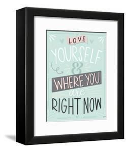 Love Yourself by Kyra Brown