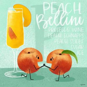 Peach Bellini by Kyra Brown