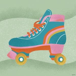 Roller Skate by Kyra Brown