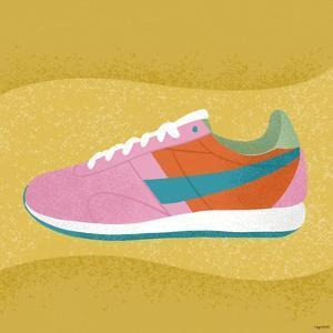 Sneaker by Kyra Brown