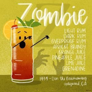 Zombie by Kyra Brown