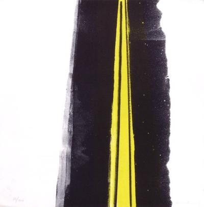 L 1973-26-Hans Hartung-Limited Edition