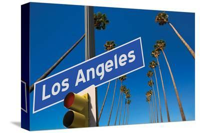 L.A. Dreams--Stretched Canvas Print