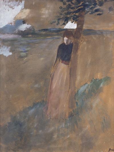 L'Abandonnee, C.1884-Jean Louis Forain-Giclee Print