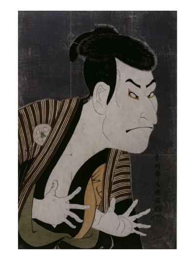 L'acteur Otani Oniji III-Tôshûsai Sharaku-Giclee Print