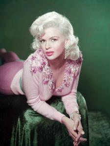 L'Actrice Americaine Jayne Mansfield (1933-1967) C. 1955