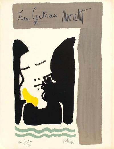 L'âge du verseau : titre-Jean Cocteau-Premium Edition