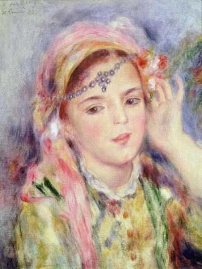 L'Algerienne, 1883-Pierre-Auguste Renoir-Giclee Print