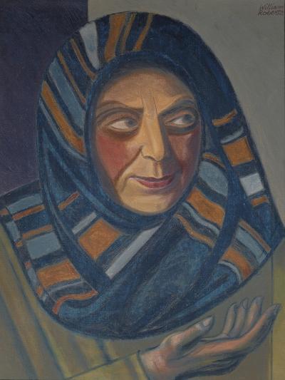L'Algérienne-William Roberts-Giclee Print