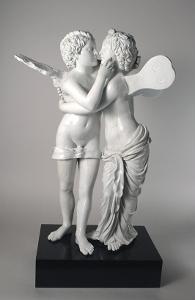 L'Amour et Psyché, d'après l'Antique