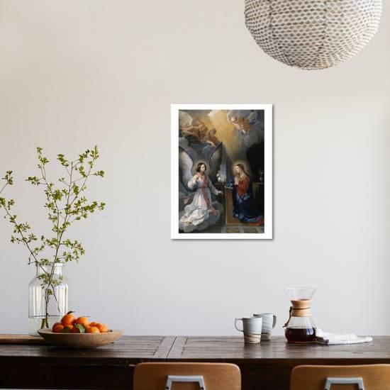 L\'Annonciation Giclee Print by Guido Reni | Art.com