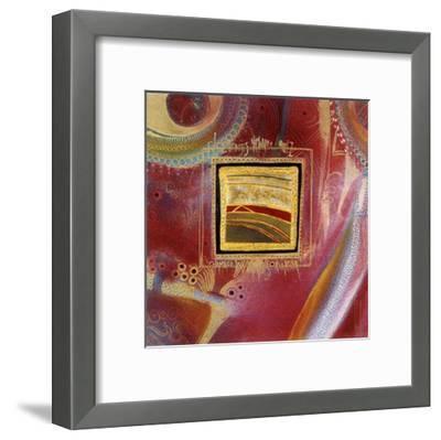 L'Arene-Richard Le Port-Framed Art Print