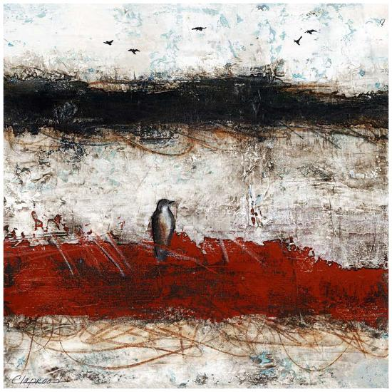 L'attente-Marie Claprood-Art Print