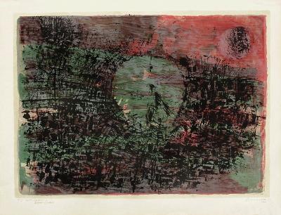 L'aube tardive-Guillaume Corneille-Limited Edition