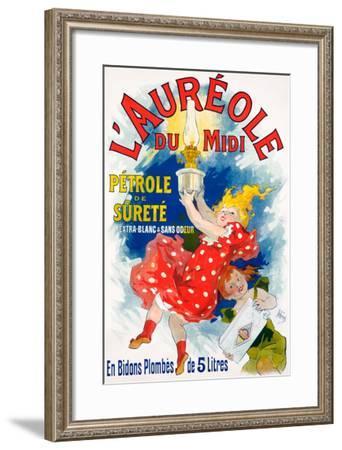 L'Aureole du Midi--Framed Giclee Print