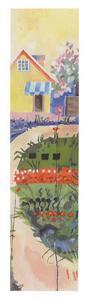 Garden in Springtime II by L^ Baldo