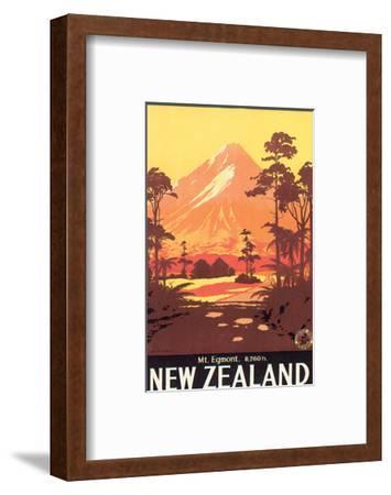 New Zealand, Mt. Egmont
