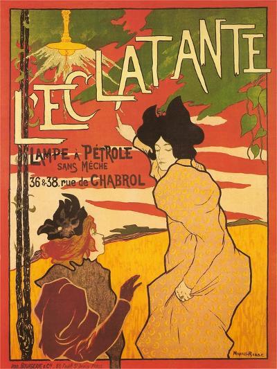 L'Ectalante--Art Print