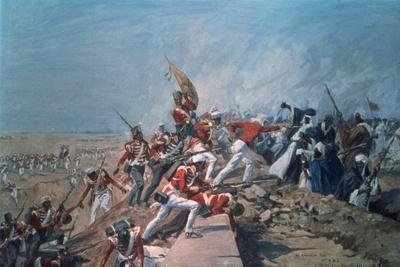 Captain John Augustus Wood, Bushire, Persia, 1856
