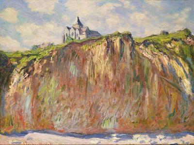 L'Eglise a Varangeville, C.1880-Claude Monet-Giclee Print