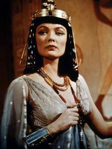 L' Egyptien the Egyptian De Michaelcurtiz Avec Anitra Stevens 1954