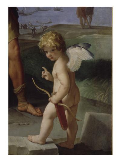 L'Enlèvement d'Hélène-Guido Reni-Giclee Print