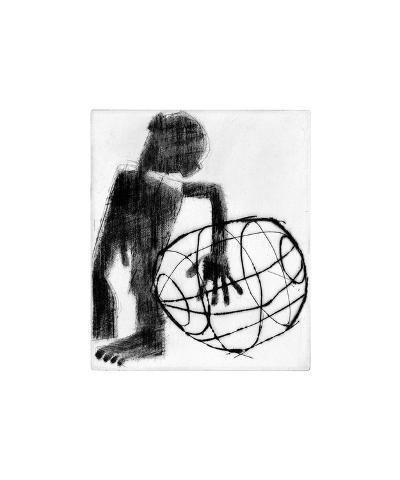 l'errant,2004-Petrus De Man-Giclee Print