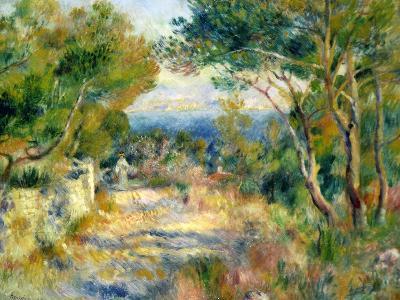L'Estaque, 1882-Pierre-Auguste Renoir-Giclee Print