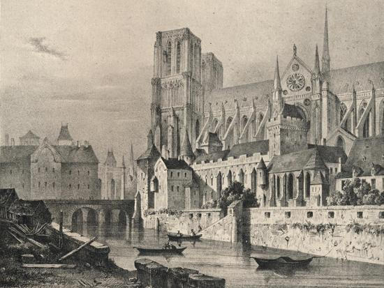 'L'Eveche', c1550-c1638 (1915)-Unknown-Giclee Print