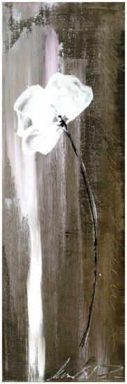 L'Heure du Sud, Fleur Blanche-Marielle Paccard-Art Print