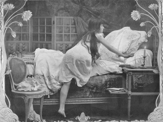 'L'Heureuse Escalade', 1900-Unknown-Photographic Print