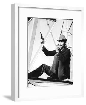 L' Homme D'Istanboul That Man in Istanbul D' Antonioisasiisasmendi Avec Horst Buchholz 1965-null-Framed Photo