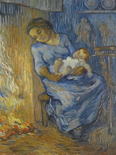 L'Homme Est En Mer-Vincent van Gogh-Giclee Print