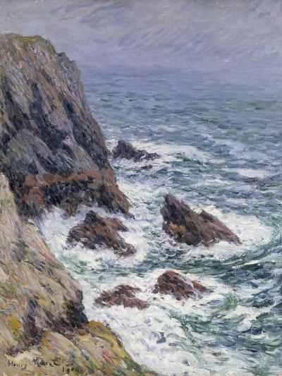 L'Ile de Groix, 1904-Henry Moret-Giclee Print